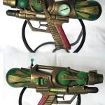 futuristic bioshock pistol