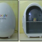 google egg fridges