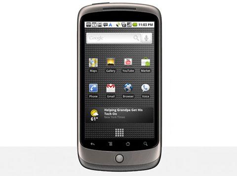 Google's Nexus One Superphone