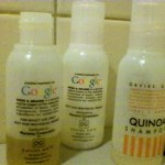 google toileteries shampoo