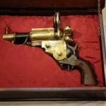 gun handmade steampunk