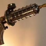 gun sci fi steampunk