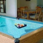 innovative water pool table