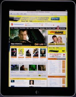 Keynotes iPad picture