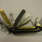 knives steampunk swiss knife