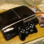 new ps3 cake design