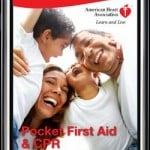 Pocket First Aid and CPR iPhone application