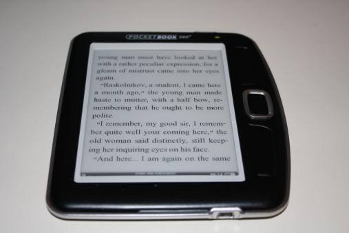new pocket e reader