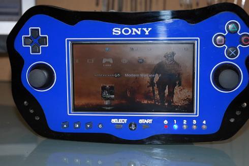 portable ps3 mod