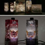 recycled product lamps