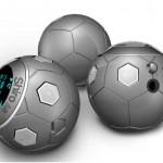 soccer ball mp3 player