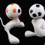 soccer ball webcam