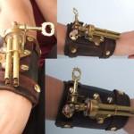 wearable steampunk wristgun