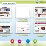 weblist screenshot