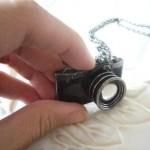 Camera Necklace 1