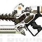 District 9 Alien Assault Rifle