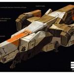 District 9 Allien Drop Ship