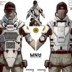 District 9 Armour