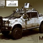 District 9 Armour Vehicle