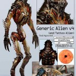District 9 Prawn Allien