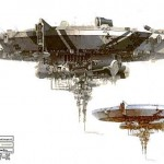 District 9 Space ship