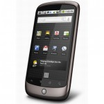 Google Nexus One Android software update multitouch