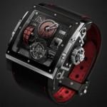 HD3 pirate black pearl horology machine