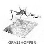 Metal Insects