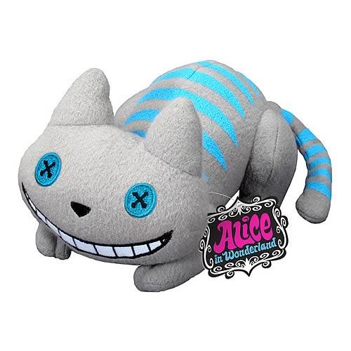 alice in wonderland cheshire cat plush doll