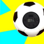 clock bouncing football