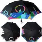 cool colour changing umbrella