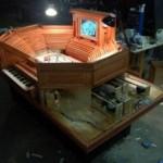 cool piano hockey game