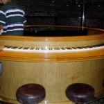 cool piano lounge