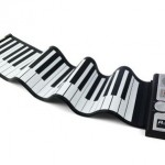 cool piano roll up keyboard