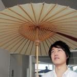 cool umbrella speaker