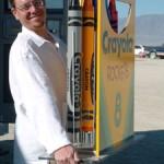 crayola crayons rockets projects