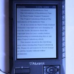 ebook reader aluratek