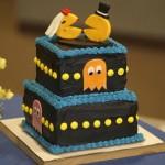 edible pacman cake tank