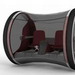 futuristic hydrogen peugeot car