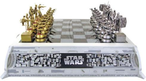 Lovely 28 Coolest Chess Sets That Could Blow Your Mind | Walyou