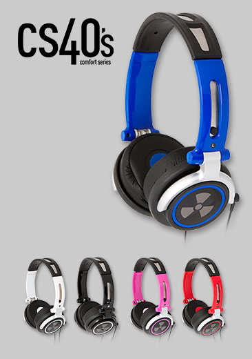 ifrogz cs40 headphones
