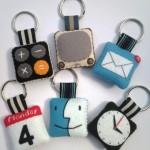 iphone icon keychain 1
