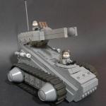 lego apocaspace tank