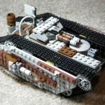 lego heavy steam tank