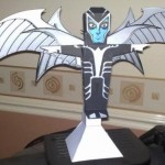 marvel papercraft archangel