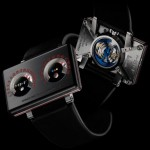 mb and f horology machine black box case