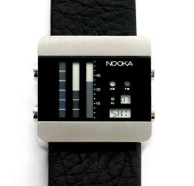 nooka zen vertical watch gift