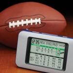 professional football scoreboard