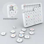 puzzle calendar 1