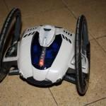 roboni i robotic game vehicle